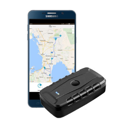 portable gps tracker philippines with phone app photo