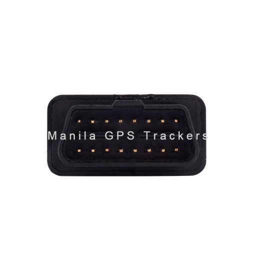 obd gps tracker front view