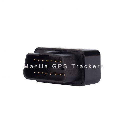 obd gps tracker side view