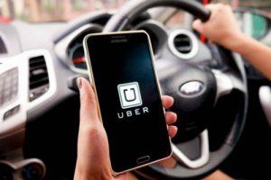 uber gps tracker