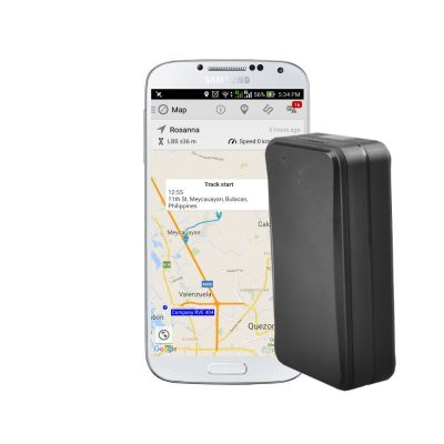 Portable GPS Tracker front view
